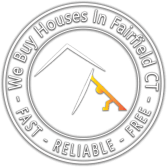 We Buy houses In Fairfield CT Logo FAST Reliable FREE