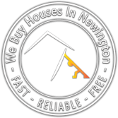 We Buy houses In Newington CT Logo FAST Reliable FREE