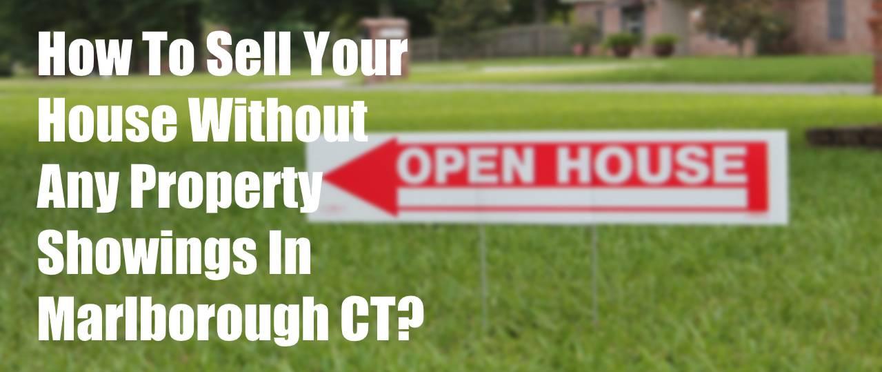 We buy properties in Marlborough CT