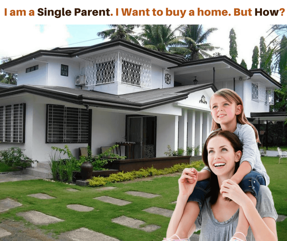 Tips for Single parent Home-buyers