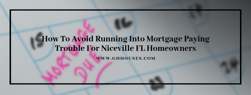 sell your home in Niceville FL