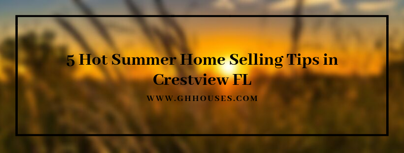 Sell my home in Crestview FL