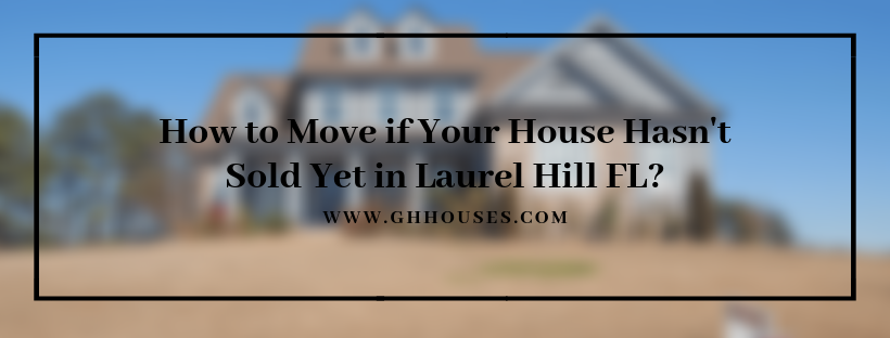 Sell My property In Laurel Hill FL