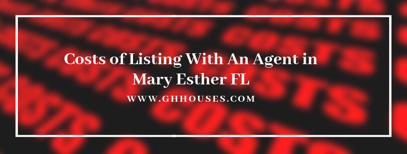 We purchase properties in Mary Esther FL