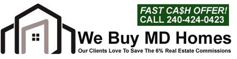 We Buy MD Homes logo