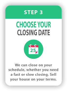 Sell Your House Step 3