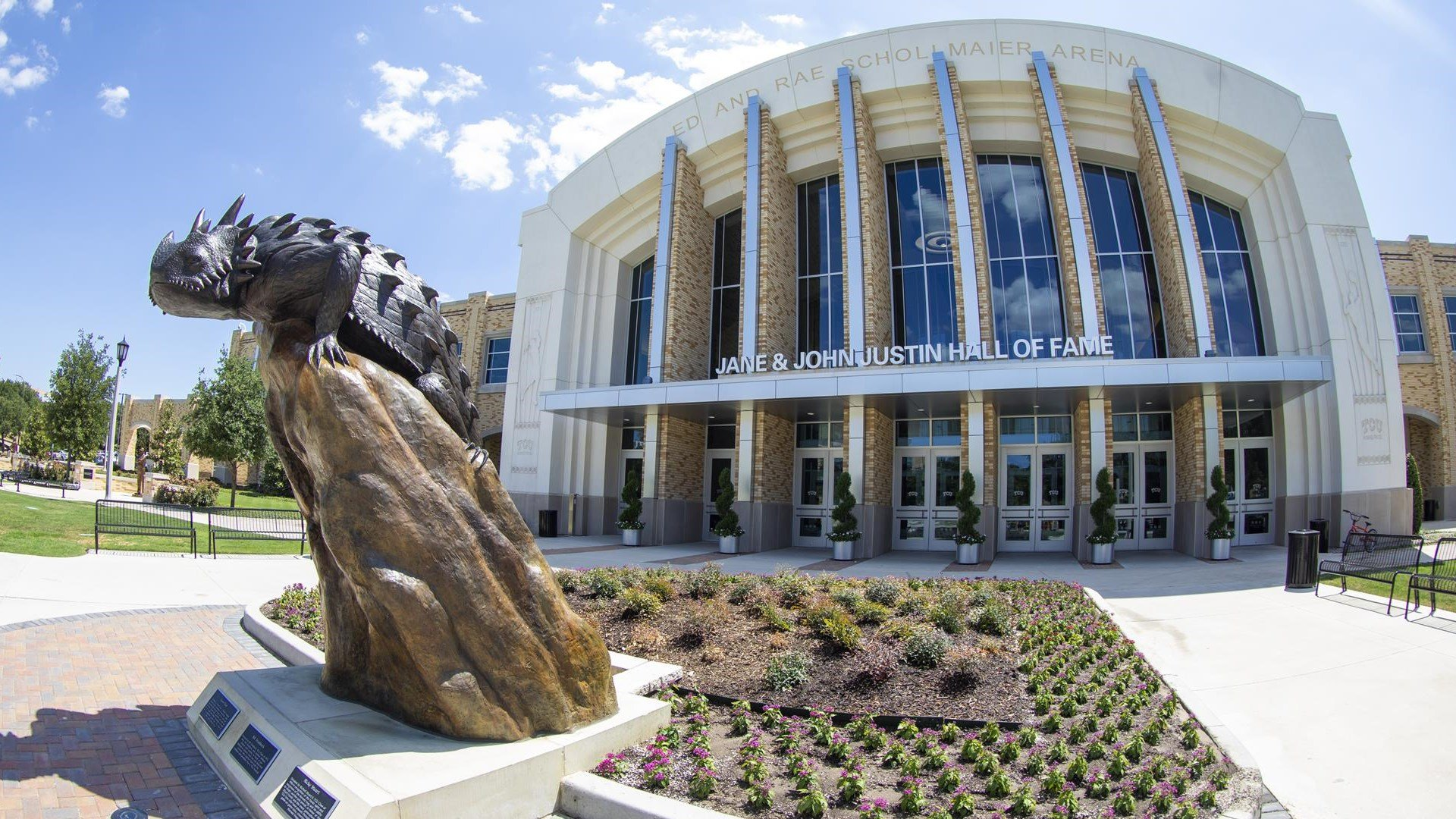 TCU Basketball Arena