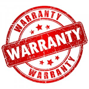 Termite warranty from a Texas pest control company