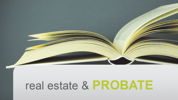 probate process for a house