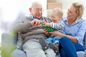 Moving my parent into a care facility
