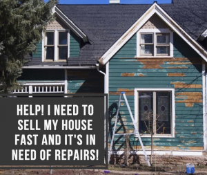Need To Sell My House Fast And It Needs Repairs - Skye Homes