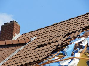 roof damage can lead to water and flood damage - Long Island