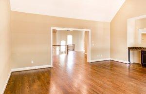 refinish floors in inherited house on Long Island