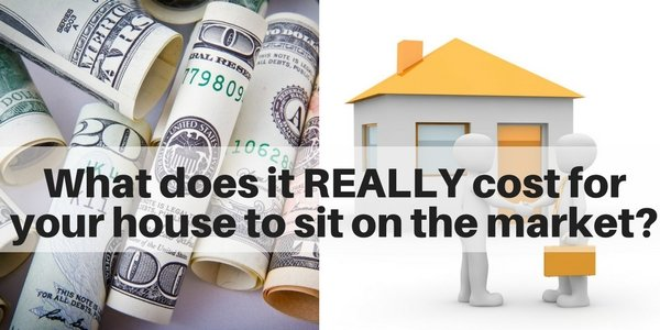 What does it really cost to have a house to sit on the market for 6 months