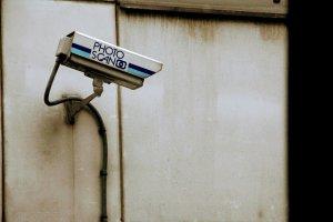 surveillance camera for vacant homes