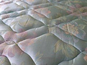 money hidden in the mattress