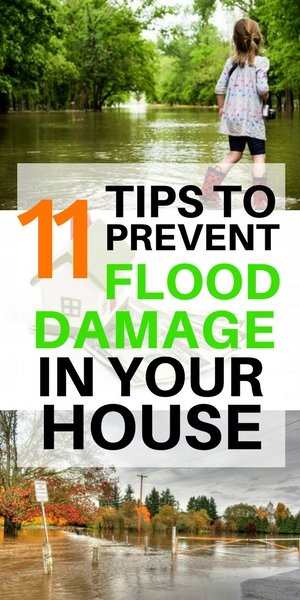 how to prevent flood damage on Long Island