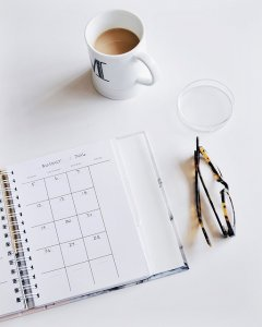 schedule important court dates on your calendar - being an executor on Long Island