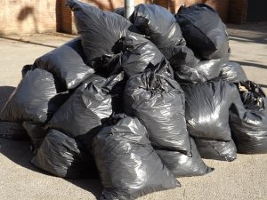 get rid of garbage and unwanted property