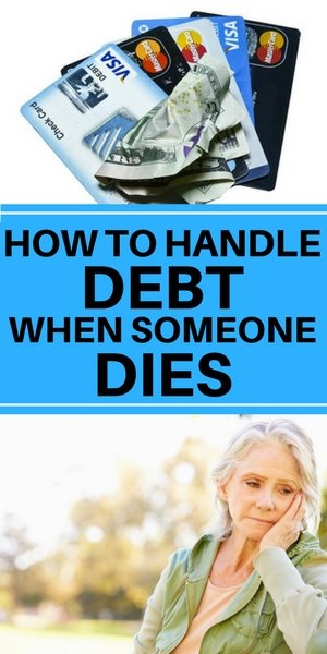 How to handle debt when a spouse or parent dies. Long Island, Nassau and Suffolk Counties
