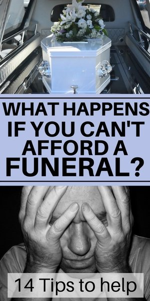 What happens if you can't afford a funeral? 14 tips to help. Nassau and Suffolk Counties