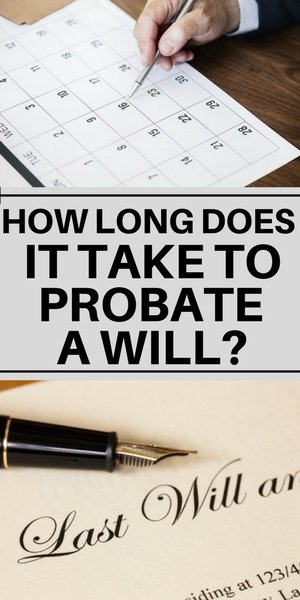 How long does the probate process take in New York and on Long Island