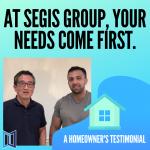 Homeowner's Testimonial