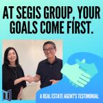 Real Estate Agent's Testimonial