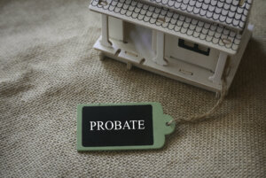 Probate a House