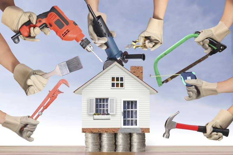 Should I sell my home or repair in Houston, TX