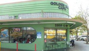 Golden hill neighborhood