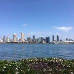 San Diego, CA skyline