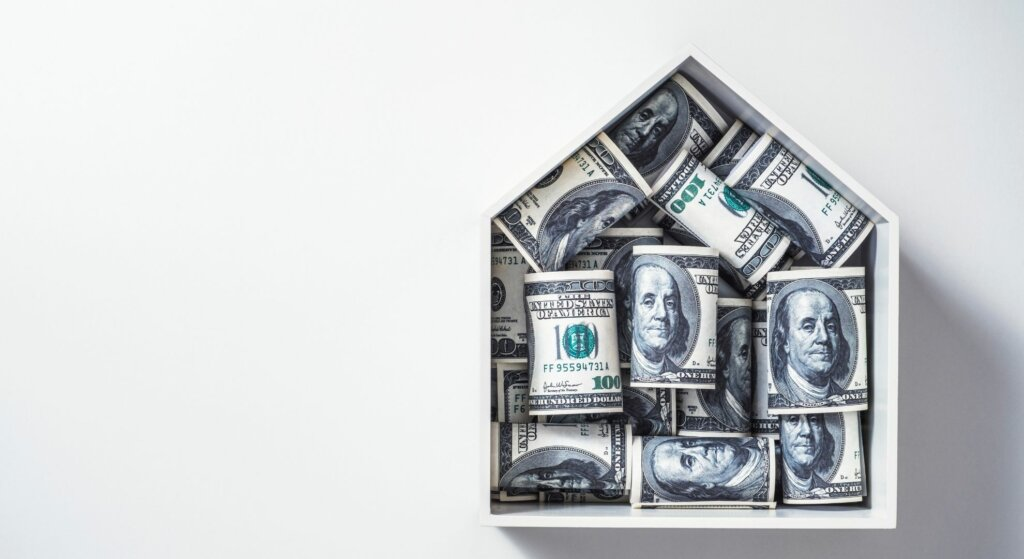 The amount your house is worth to an investor is variable based on many factors like condition and location.