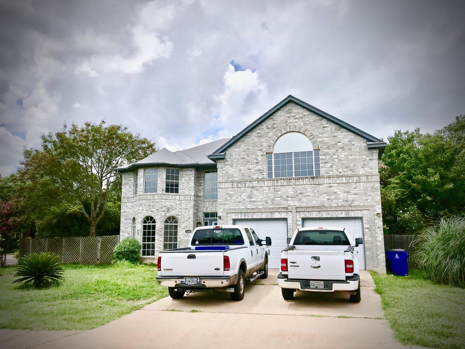 New-Cedar-Park-Home-For-Sale-Off-Market-Brick-2-Story-5-Bedroom-3-Bath
