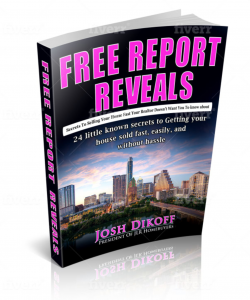 Free Report: Secrets to selling your home fast that
