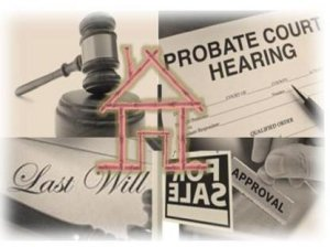 probate house sale