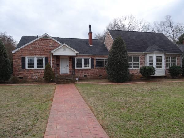 Investment property Anderson SC