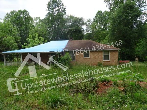 Wholesale Property Pickens South Carolina