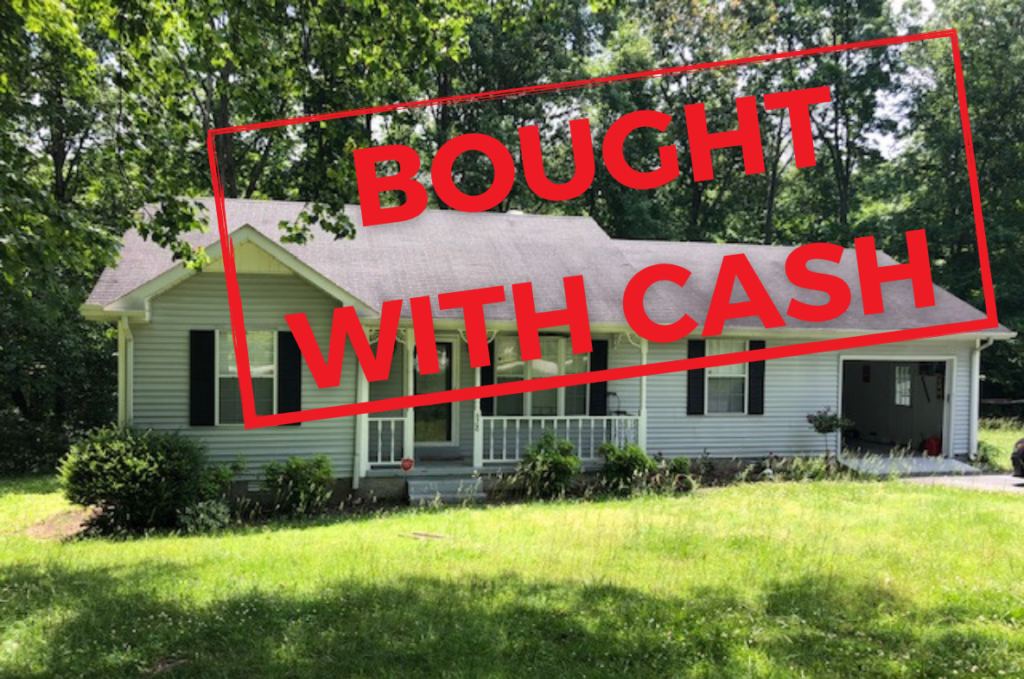 Cash For Your House Tennessee