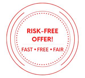 Risk Free Offer