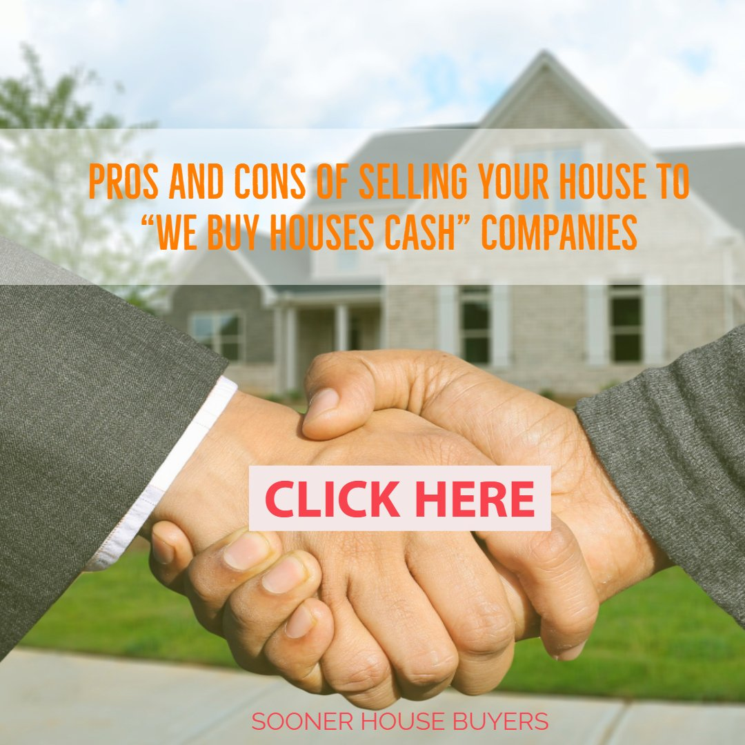 Pros and Cons of Selling Your House to We Buy Houses Cash Companies