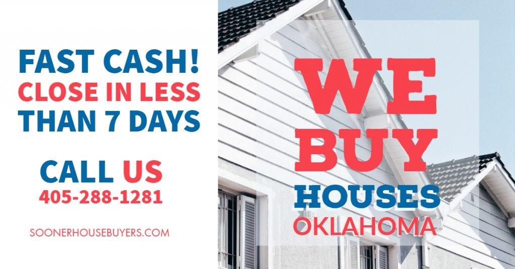 Cash House Buyers in Enid OK - Sooner House Buyers