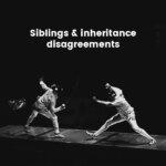 inheritance disagreements