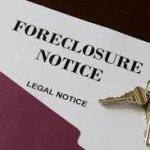 Avoid Foreclosure Notice of default
