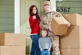 Military move Warner Robins Ga