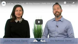 We Buy Houses in CA