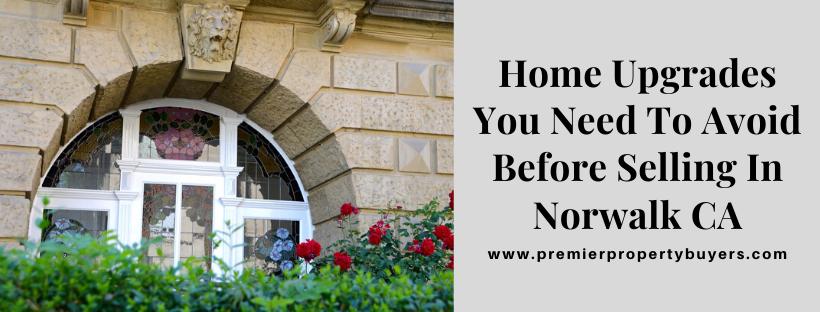 We Buy Houses in Norwalk CA
