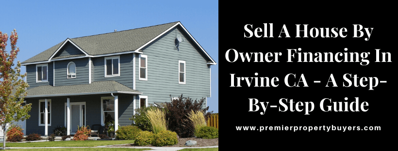 We Buy Houses In Irvine CA