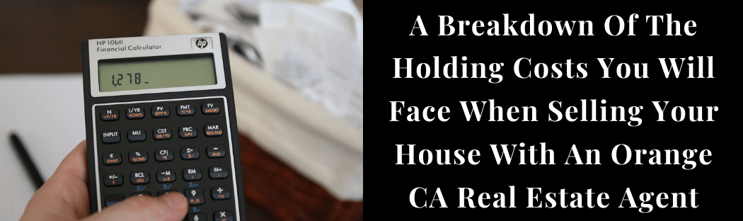 Sell My House In Orange CA