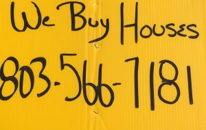 We Buy Houses Charlotte